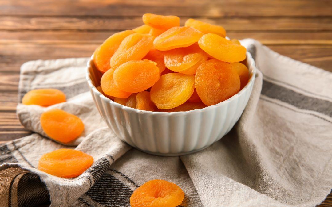Abricot sec effet