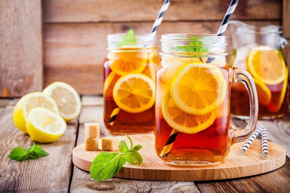 Comment réussir un thé glacé ?