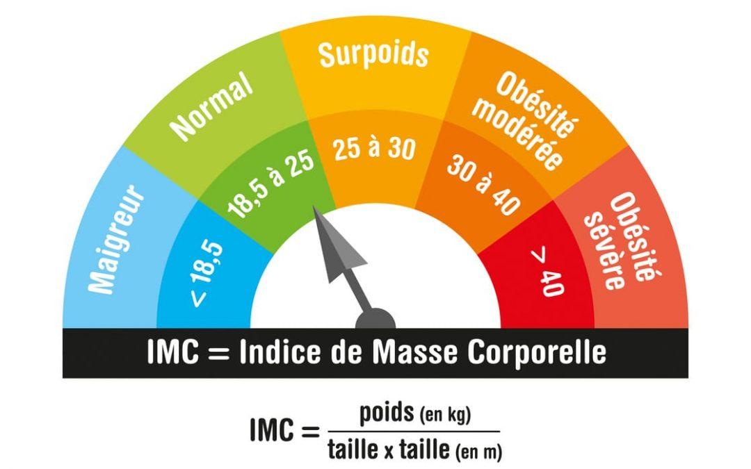 Comment calculer son IMC, son poids idéal, et atteindre son objectif ?