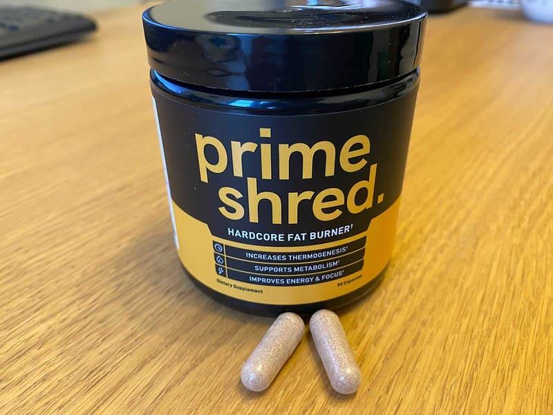 PrimeShred : un excellent brûleur de graisses pour homme
